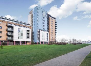 Thumbnail 2 bed flat for sale in Lady Isle House, Ferry Court, Cardiff, Caerdydd