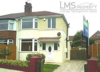 Thumbnail 3 bed semi-detached house to rent in Rayleigh Avenue, Davenham, Northwich
