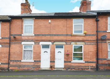Thumbnail 3 bed terraced house for sale in Judes Court, Ransom Road, Nottingham