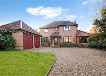 Thumbnail 4 bed detached house for sale in Wignal Street, Lawford, Manningtree