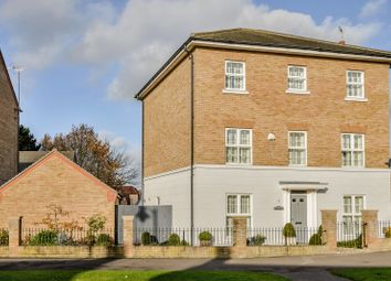 Thumbnail 5 bed detached house for sale in Warren Lane, Witham St. Hughs, Lincoln