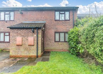 Thumbnail 1 bed flat for sale in Farmdale Grove, Rednal, Birmingham