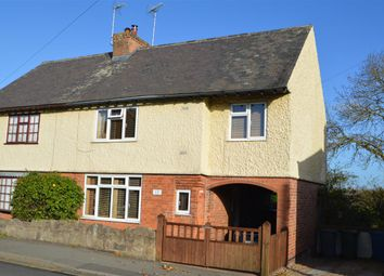 Thumbnail 4 bedroom cottage for sale in Selby Lane, Keyworth, Nottingham