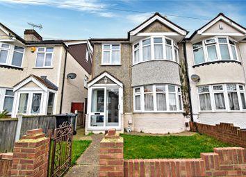 Thumbnail 3 bed semi-detached house for sale in Denver Road, Dartford, Kent