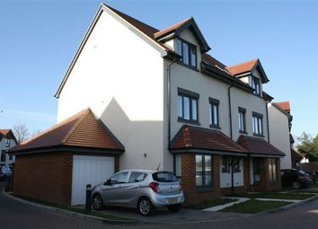 Thumbnail 4 bed town house to rent in 6 Apsley Walk, Richings Park, Buckinghamshire