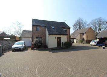 Thumbnail 3 bedroom detached house for sale in Vicarage Gardens, Mildenhall, Bury St. Edmunds