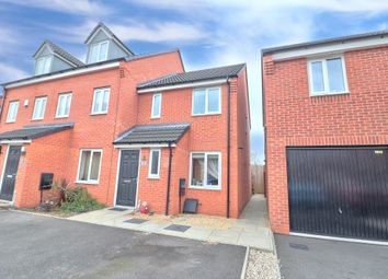 2 bed end terrace house for sale in Metcalfe Close, Burton-On-Trent DE14