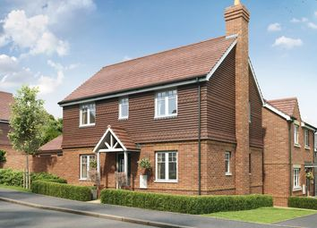"Thumbnail 3 bed detached house for sale in ""The Mountford"" at Old Broyle Road, West Broyle, Chichester"