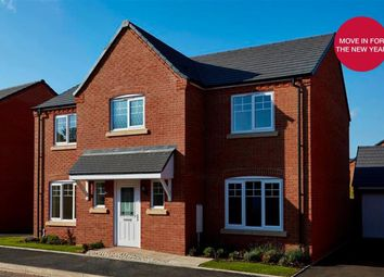 Thumbnail 5 bed detached house for sale in Crompton, Old Worcester Road, Hartlebury