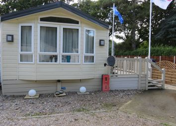 Thumbnail 2 bed mobile/park home for sale in Carlton Manor Country Park, Carlton Colville, Lowestoft