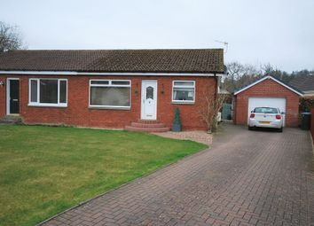 Thumbnail 2 bed bungalow for sale in Angus Crescent, Crieff