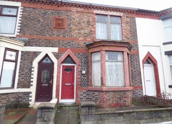 Thumbnail 3 bed terraced house for sale in Hawthorne Road, Bootle