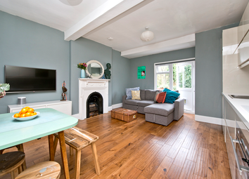 Thumbnail 1 bed flat for sale in Manor Road, Stoke Newington