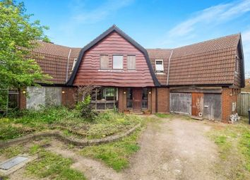 Thumbnail 4 bed detached house for sale in Church Lane, Plumtree, Nottingham, Nottinghamshire