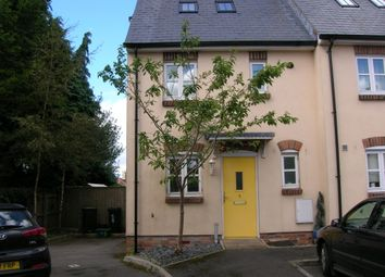 Thumbnail 3 bed detached house to rent in Woodman Court, Coppice Street, Shaftesbury, Dorset