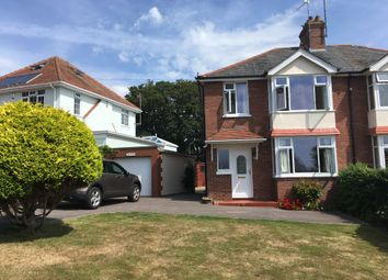 Thumbnail 3 bedroom semi-detached house to rent in Marlpit Lane, Seaton