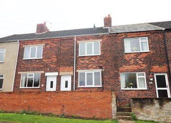 Thumbnail 3 bed terraced house to rent in Clowne Road, Stanfree, Chesterfield