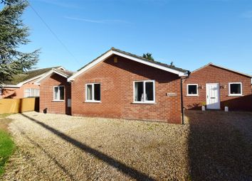 Thumbnail 3 bed detached bungalow for sale in Old Great North Road, Sutton-On-Trent, Newark