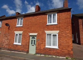Thumbnail 2 bed semi-detached house for sale in Yelvertoft Road, Crick, Northampton