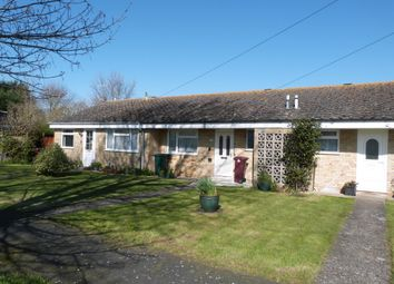 Thumbnail 1 bedroom terraced bungalow for sale in Merryfield Drive, Selsey, Chichester