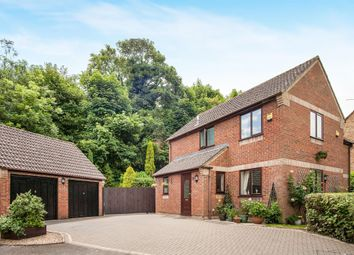 Thumbnail 4 bedroom detached house for sale in Chipperfield Close, New Bradwell, Milton Keynes
