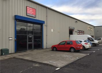 Thumbnail Warehouse to let in 1C & 1D, Excelsior Park, Canyon Road, Wishaw, North Lanarkshire, UK
