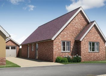 Thumbnail 3 bed detached bungalow for sale in Plot 16 Springfield Meadows, Little Clacton, Essex