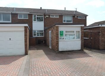 Thumbnail 3 bed terraced house for sale in Leaholme Gardens, Whitchurch