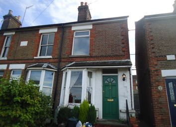 Thumbnail 3 bed end terrace house for sale in Gladstone Road, Chesham
