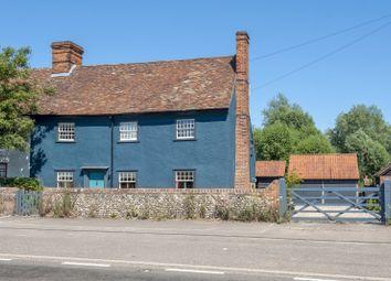 Sparrows End, Newport, Saffron Walden CB11. 5 bed semi-detached house