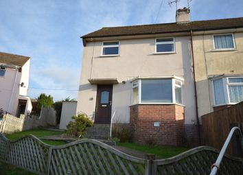 Thumbnail Semi-detached house for sale in Simmons Way, Okehampton