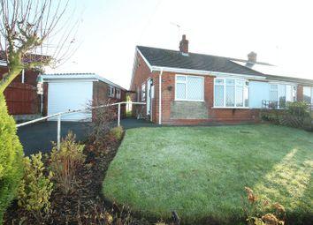 Thumbnail 2 bed semi-detached bungalow for sale in Wraggs Lane, Biddulph Moor, Stoke-On-Trent