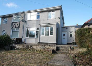 Thumbnail 3 bed semi-detached house for sale in King Street, Brynmawr, Blaenau Gwent