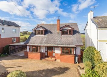 Thumbnail 4 bedroom detached bungalow for sale in Tedburn St. Mary, Exeter