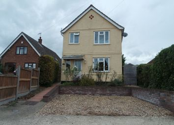 Thumbnail 3 bedroom detached house to rent in Kings Dam, Gillingham, Beccles
