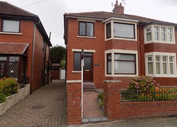 Thumbnail 3 bedroom semi-detached house for sale in Lakeway, Blackpool
