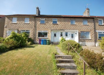 Thumbnail 2 bed terraced house for sale in Elmore Ave, Simshill, Glasgow
