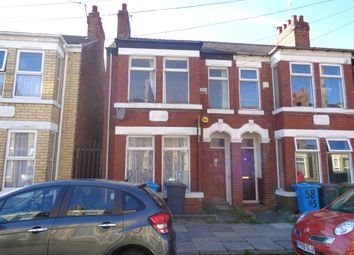 Thumbnail 3 bed end terrace house to rent in Hardy Street, Hull