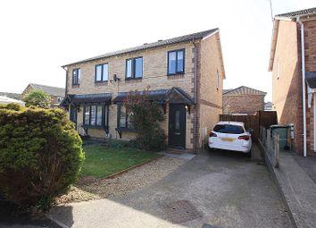 Thumbnail 3 bed semi-detached house for sale in Heol Ysgawen, Llanharry, Pontyclun, Rhondda, Cynon, Taff.