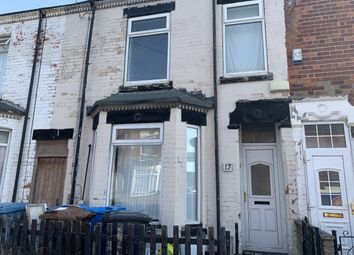 Thumbnail 3 bed terraced house for sale in Devon Street, Hull, East Yorkshire