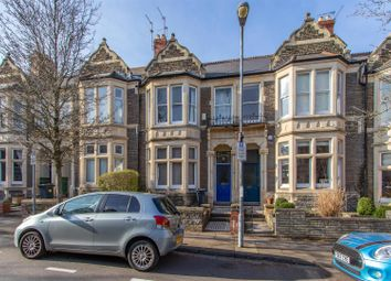 Thumbnail 4 bed terraced house for sale in Boverton Street, Roath, Cardiff