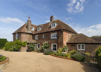 Thumbnail 6 bed detached house for sale in Goldwell Lane, Aldington, Ashford, Kent