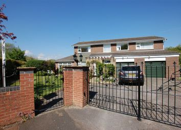 Thumbnail 5 bedroom detached house for sale in Beech Court, Ponteland, Newcastle Upon Tyne