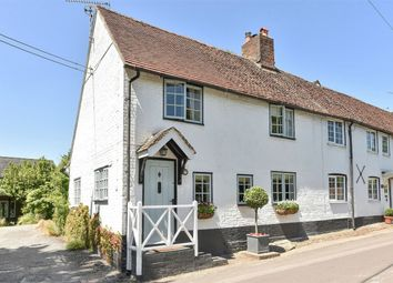 Thumbnail 3 bed cottage to rent in Meonstoke, Southampton, Hampshire