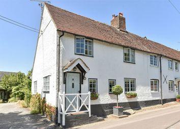 Thumbnail 3 bedroom cottage to rent in Meonstoke, Southampton, Hampshire