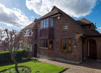 Thumbnail 3 bed link-detached house for sale in Christian Fields, London