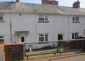 Thumbnail 2 bedroom terraced house for sale in Maes Yr Onnen, Cwmrhydyceirw, Swansea