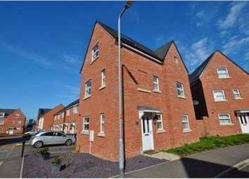 Thumbnail 4 bed detached house for sale in Tyne Way, Rushden, Northamptonshire