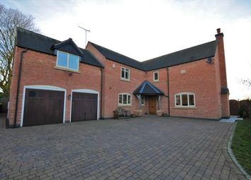 Thumbnail 5 bed detached house for sale in Fauld Lane, Tutbury, Burton-On-Trent