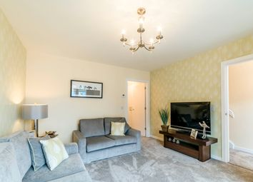 Thumbnail 3 bedroom end terrace house for sale in Kestrel Way, Muirton